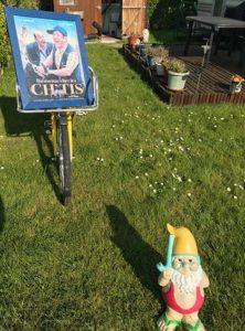Haben Humor, die Sch´tis in Nordfrankreich.
