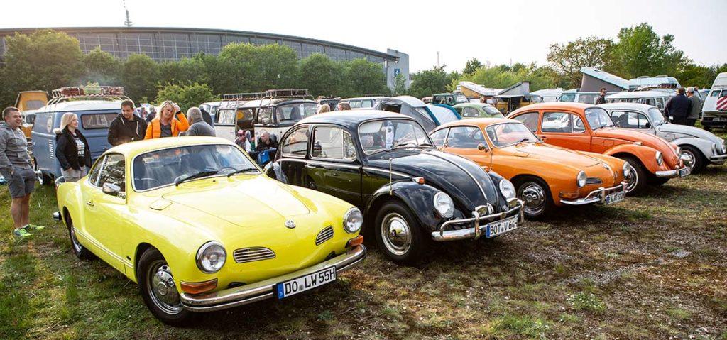 Karmann, Käfer und Bus. Schöne Mischung für jeden VW Fan