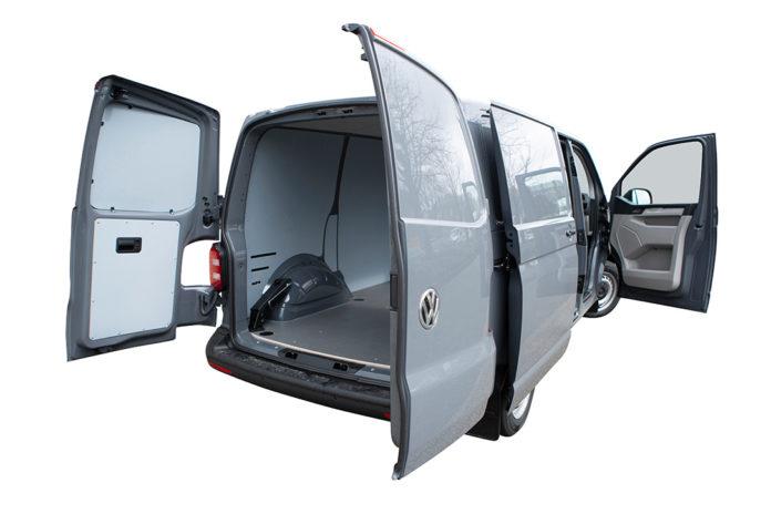 VW Bus T6 Kastenwagen 2019