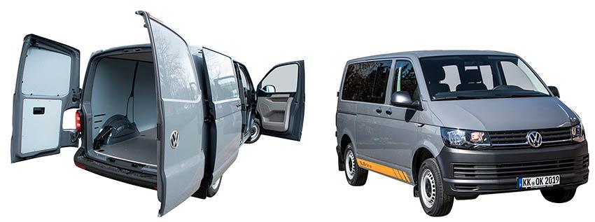 Vom Kastenbus zum Fensterbus - mit den Scheiben von BUS-ok hat der T6 ein fettes Upgrade bekommen. Zum kleinen Kurs