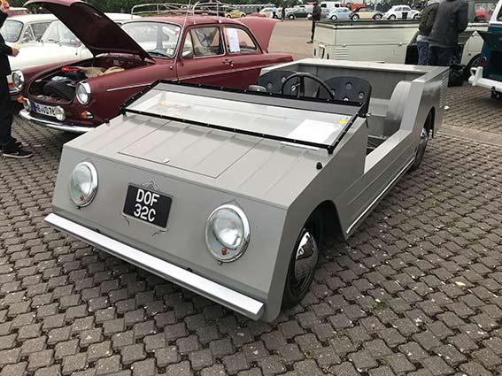 Prototyp-Rekonstruktion des VW Country Buggy Australien