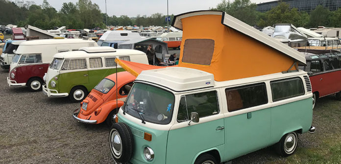 VW aller Art: Busse, Käfer, Kübel und Co.