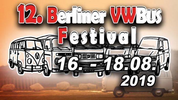 Berliner VW Bus Festival 2019