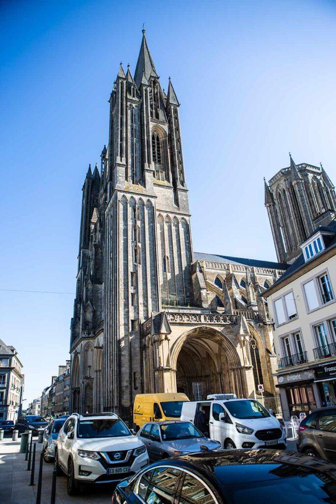 Kathedrale Notre-Dame de Coutances
