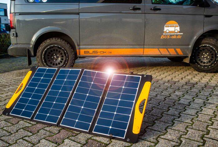 Solarstrom zum Mitnehmen - die graue Maus wird autark!